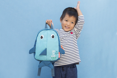 "Kindertaschen Kollektion ""Save the ocean"" von Miqelrius"