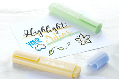 Highlighter von Faber-Castell